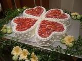 4つばケーキ