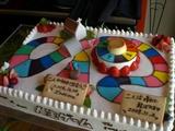 人生ゲームケーキ
