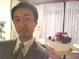 ありがとうケーキ!