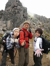 焼岳は活火山です!